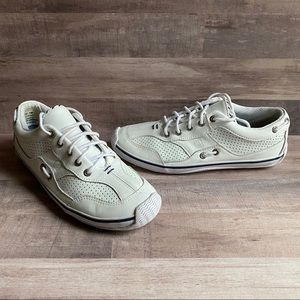 Sperry Top-Sider Lace Up Leather Sneakers